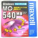 【生産終了品・在庫限り】マクセル 3.5インチ MOディスク 540MB Windowsフォーマット済 1枚 maxell MA-M540.WIN.B1P
