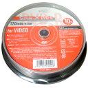 イメーションのアナログ録画用 120分(4.7GB) 1−4倍速対応 DVD-R DVD-R120 SPINX10