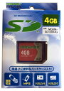 【数量限定☆在庫限り】KINGMAX+MAG-LABコラボパッケージ SDカード 120倍速対応 4GB MGKM-SD120X4G 【メール便OK】
