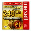�ڷ�쥢���ۥޥ����� SuperDisk 240MB�ʥ����ѡ��ǥ������˥֥�å� 1�� Macintosh�ե����ޥåȡ�SD240.MAC.B1P�ڥ�����Բġ�