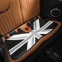 BMW MINI(ミニ)ロングシート【ユニオンジャック】(カーボン)【CABANA】