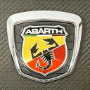 ABARTH(アバルト)純正 リアエンブレム