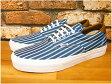 VANS ERA 59 Stripes (Blue/True White) 〜 VN-0UC6C4E ヴァンズ バンズ エラ ストライプス ブルー トゥルーホワイト 〜
