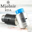 Cthulhu Mjölnir RDA 電子タバコ Vape クトゥルフ ムジョルニア ミョルニル Mjolnir BF スコンカー 対応 24mm シングル RBA RDA ..
