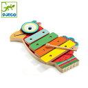 正規品 DJECO(ジェコ) [アニマンボシリーズ シンバル&シロフォン] 楽器 おもちゃ