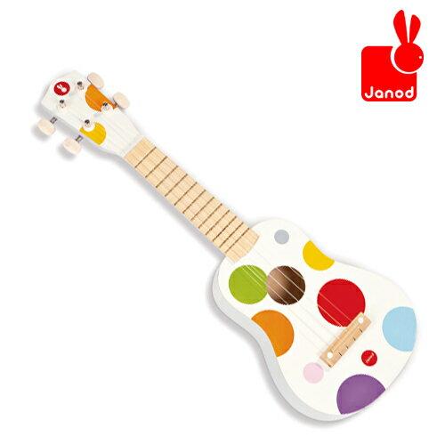 Janod(ジャノー)マイファースト・ウクレレおもちゃ楽器