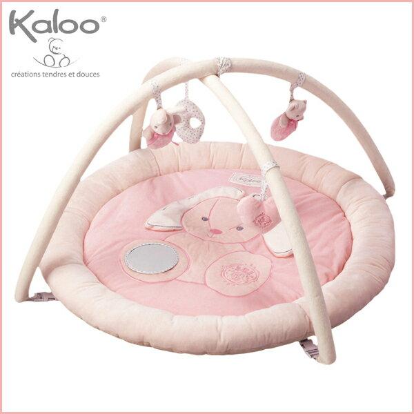 Kaloo(カルー) 【パール・プレイマット ピンク】 /ベビージム/プレイマット ベビー/マット/ジム