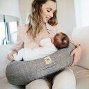 正規品 授乳クッション エルゴベビー [ナチュラルカーブ・ナーシングピロー グレー] [あす楽対応] エルゴ 授乳まくら