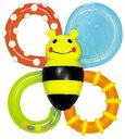 【日本正規品】Sassy(サッシー) ラトル バンブル・バイツ【あす楽対応】 /おもちゃ/ラトル/玩具