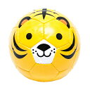 SFIDA(スフィーダ)FOOTBALL ZOO アニマルフットボール トラ【楽ギフ_包装】【あす楽対応】【10P03Dec16】
