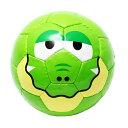SFIDA(スフィーダ)FOOTBALL ZOO アニマルフットボール ワニ【楽ギフ_包装】【あす楽対応】【10P03Dec16】