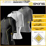 ������ A200 SKINS ��� ���硼�ȥ���֥ȥå� �����������ʡ�[Japan fit]����ץ�å������ʡ� compression inner �ڤ�����_ǯ��̵�١ۡڥ���� �Բġۡ����'���SALE��