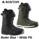 19-20 BURTON バートン メンズ ブーツ 【Rul...