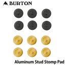 19-20 BURTON バートン デッキパッド 【Aluminum Stud Stomp Pad 】 【返品種別OUTLET】