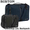 ショッピングバートン BURTON バートン メンズ リュック 2020年春夏 Switchup 22L Backpack ビジネスバッグ 3wayship1