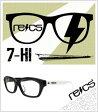 recs サングラス レックス 【 7-Hi 】 【recs-f19-01】 【BLACK/EMEGRI】 グラサン sunglasses 【あす楽_年中無休】 送料無料