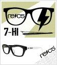recs サングラス レックス 【 7-Hi 】 【recs-f19-01】 【BLACK/EMEGRI】 グラサン sunglasses 【あす楽_年中無休】...