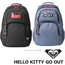 ROXY ロキシー レディース リュック HELLO KITTY GO OUT (25L)(RBG194302) レディース 19FALL ship1