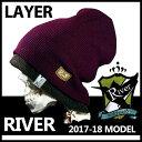 REVER リバー 17-18 ビーニー ニット帽 【LAY...