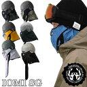 DREGEN ドレゲン 18-19 フェイスマスク IOMI SG アイオミ 高機能 防寒 防風