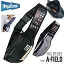 HOLD TUBE A-FIELD ホールドチューブ エーフィールド タッチパネルバッグ iPhone7 plus対応
