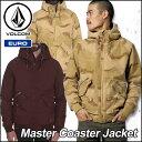 volcom ボルコム ジャケット メンズ 【新作】【Master Coaster Jacket 】 キルティング アウター トップス VOLCOM ( EUR...