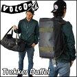 volcom ボルコム ダッフルバッグ メンズ 【Trekker Duffel 】 BAGVOLCOM ボルコム バッグ【送料無料】【あす楽_年中無休】6vsp