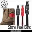 VOLCOM ボルコム ヴォルコム パスケース 【16-17 モデル】 スノーボード 【Stone Pass Band 】 メール便可 日本正規品