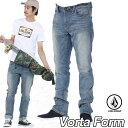 ショッピングLimited ボルコム Japan Limited デニム パンツ メンズ VOLCOM DENIM JEANS 【Vorta Form 】HWR volcom【返品種別OUTLET】