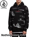 volcom ボルコム パーカー Nothing More P/O メンズ A4131802 【返品種別OUTLET】