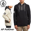 volcom ボルコム パーカー AP Pullover P/O メンズ A4131850 【返品種別OUTLET】