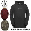 ショッピングスノボ 18-19 volcom ボルコム メンズ パーカー スノーボード 【JLA Pullover Fleece 】G2451903 【返品種別OUTLET】