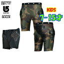 15-16 BURTON バートン KIDS スノー プロテクター 【Youth Total Impact Short Protected By G-Form 】キッズ 【7-15才】小中学生向け ..