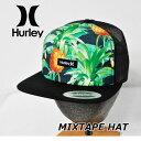 ショッピングhurley HURLEY ハーレー メンズ キャップ MIXTAPE HAT (AR7092)【返品種別OUTLET】