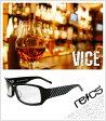 recs サングラス レックス 【recs-f24-07】【VICE 】【BLACK / BORDER】 グラサン sunglasses 【あす楽_年中無休】送料無料