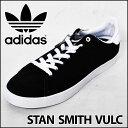 adidas スケートシューズ アディダス 【STAN SMITH VULC 】スタンスミス 【BB8743】 黒 シューズ スニーカー スケシュー 【あす楽_年中無休】