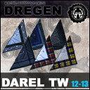 DREGEN (ドレゲン )フェイスマスク 12-13 【DAREL TW 】30%OFF「メール便可」