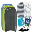 COSMIC SURF (コスミックサーフ )BODYBOARD (ボディーボード )メンズ 【SPLASH 】5点セット ボディボード 送料無料