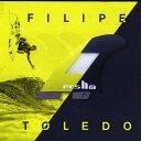 FCS2 エフシーエス ツー サーフボード フィン 【FT PC Tri Set 】 Filipe Toledo's パフォーマンス・コア(PC)正規品
