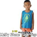 VOLCOM ボルコム キッズ タンク 【Melty Stone Tank Top 】Kids タンクトップ 3-7才向け(100/110/120/130/140 cm ) Volcom 「メール便可」【返品種別SALE】