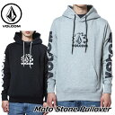 volcom ボルコム パーカー Moto Stone Pullover メンズ A41418JA JapanLimited 【返品種別OUTLET】