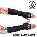 18-19 volcom ボルコム メンズ リストゲーター スノーボード 【Stone Cuffs Gater 】 J67519JA Jap...