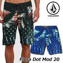 ショッピングサーフ volcom ボルコム サーフパンツ Flora Dot Mod 20 メンズ ボードショーツ A0811814 【返品種別】