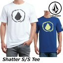 volcom ボルコム tシャツ Shatter S/S Tee メンズ半袖 A3511806【返品種別OUTLET】