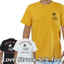 volcom ボルコム tシャツ Love Struck S/S Tee メンズ Japan Limited 半袖 A50218JL 【返品種別OUTLET】