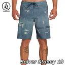 ショッピングショーツ volcom ボルコム サーフパンツ Solver Stoney 19 メンズ ボードショーツ A0811903 【返品種別OUTLET】