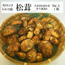 """トルコ・モロッコ産""""松茸""""大きさおまかせ少々訳あり1kg入1箱"""