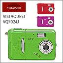 VISTAQUEST(ビスタクエスト)VQ7024Jトイデジ(デジカメ) fs04gm