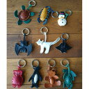 【La Cuoieria】Leather Key Holder[10種類]