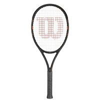 ☆送料無料☆[指定ガット・張り代サービス]BURN FST 99S /バーン FST 99S(WRT729210X)【WILSON 硬式テニスラケット】の画像
